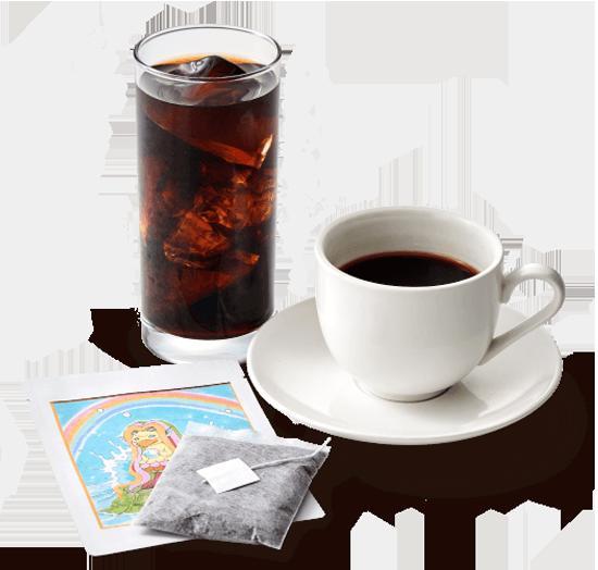 本格コーヒー10種類をコーヒーバッグで手軽に。